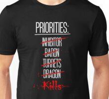 Priorities Unisex T-Shirt