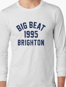 Big Beat Long Sleeve T-Shirt