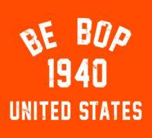 Be Bop Kids Tee