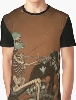 Spook Night Rider Graphic T-Shirt