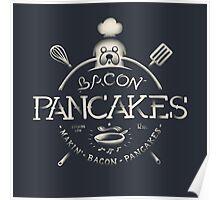 Bacon Pancakes Poster