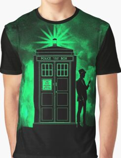 tardis doctor who Graphic T-Shirt