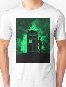 tardis doctor who Unisex T-Shirt