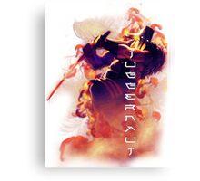 Juggernaut Dota 2 merchandise - Limited edition Canvas Print