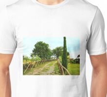 Country Road, Tuscan Style Unisex T-Shirt