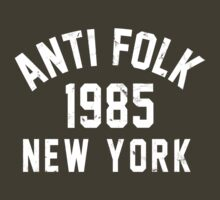 Anti Folk by ixrid
