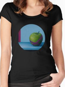 Proto still life #6 Women's Fitted Scoop T-Shirt