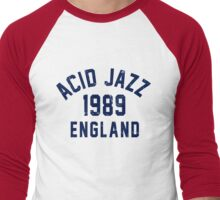 Acid Jazz Men's Baseball ¾ T-Shirt