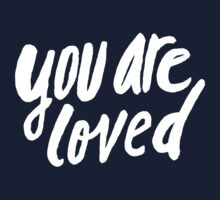 You Are Loved x Navy One Piece - Long Sleeve
