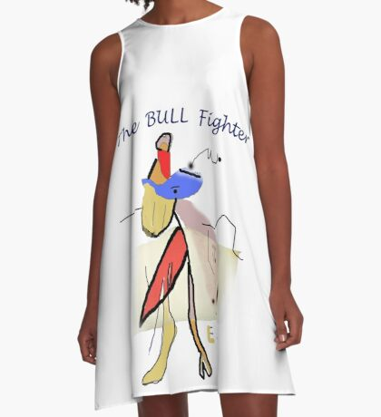 The BULL Fighter A-Line Dress