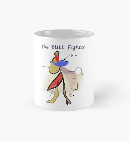 The BULL Fighter Mug