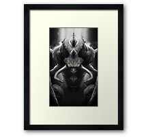 Cho'gath - League of Legends Framed Print