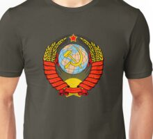 Soviet Coat of Arms Unisex T-Shirt