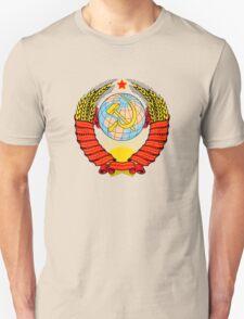 Soviet Coat of Arms Unisex T-Shirt