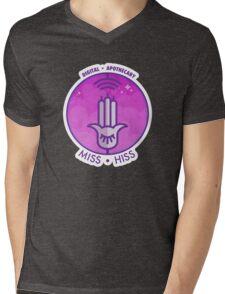 Miss Hiss - Digital Apothecary Mens V-Neck T-Shirt