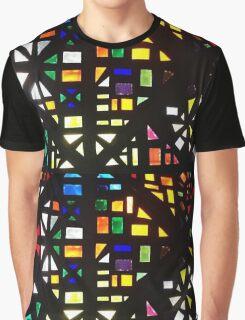 Roof of Rainbow Graphic T-Shirt