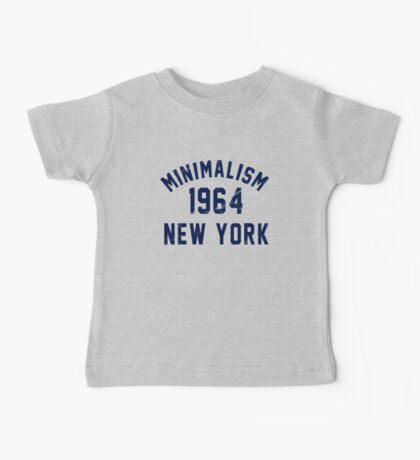Minimalism Baby Tee