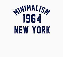Minimalism Men's Baseball ¾ T-Shirt
