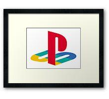 PS Framed Print