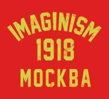 Imaginism One Piece - Short Sleeve