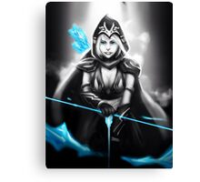 Ashe - League of Legends Canvas Print