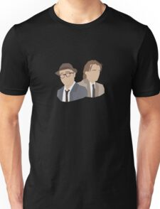 'Bottom' / 'Rik Mayall' Vector Artwork Unisex T-Shirt