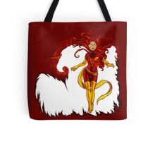 Fire and Life Tote Bag