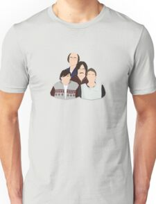 'Derek' / 'Ricky Gervais' / 'Karl Pilkington' Vector Artwork Unisex T-Shirt