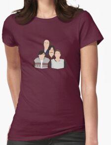 'Derek' / 'Ricky Gervais' / 'Karl Pilkington' Vector Artwork Womens Fitted T-Shirt
