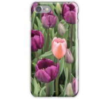 She stands out in a crowd iPhone Case/Skin