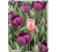 She stands out in a crowd iPad Case/Skin