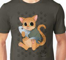 thesweatercats - Orange Tuna Unisex T-Shirt