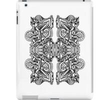 SYMMETRY - Design 014 (B/W) iPad Case/Skin