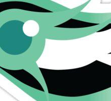 Mint Eye Sticker