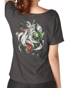Rosey tentacles Women's Relaxed Fit T-Shirt