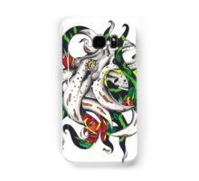 Rosey tentacles Samsung Galaxy Case/Skin