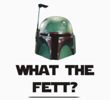 What The Fett? Kids Clothes