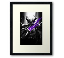 Kassadin - League of Legends Framed Print
