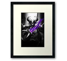 Kassadin - League of Legends Framed Print