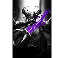 Kassadin - League of Legends Photographic Print