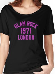 Glam Rock (Special Ed.) Women's Relaxed Fit T-Shirt
