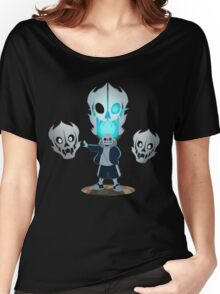 Undertale - Sans and Gasterblaster Women's Relaxed Fit T-Shirt