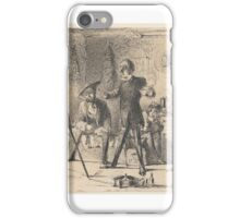 Connoisseurs in a Studio , James McNeill Whistler iPhone Case/Skin