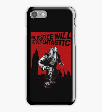 Fantastic Justice iPhone Case/Skin