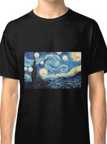 Screaming night Classic T-Shirt