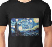 Screaming night Unisex T-Shirt