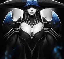 Lissandra - League of Legends by Waccala