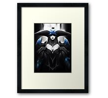 Lissandra - League of Legends Framed Print
