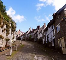 Gold Hill, Shaftsury by trish725