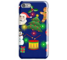 Merry Xmas Gifts, Xmas Party iPhone Case/Skin